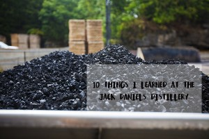 10 things I learned at the Jack Daniels Distillery