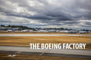 7 fun facts about the Boeing Factory